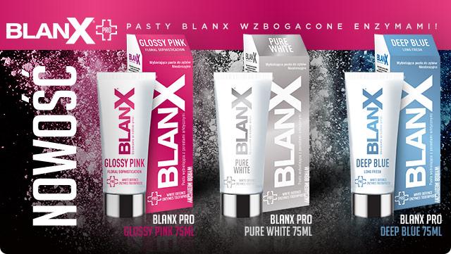 Znalezione obrazy dla zapytania blanx glossy pink